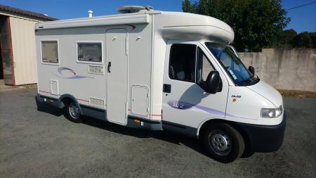 camping car CHALLENGER 102 102 modele 2002